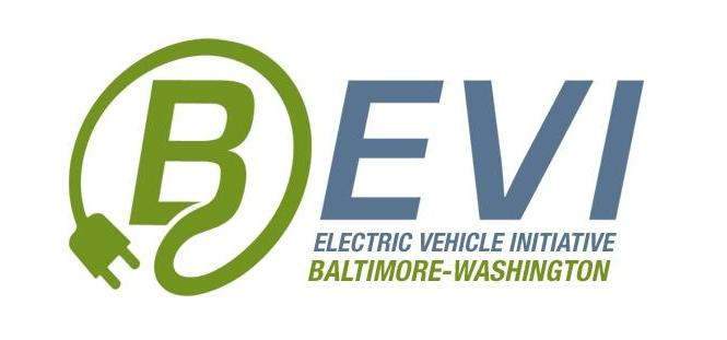 Baltimore Electric Vehicle Initiative Logo