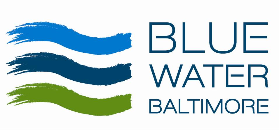 Blue Water Baltimore Logo