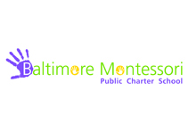 Baltimore Montessori Public Charter School Logo